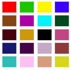 Larger Quantity Dye Range