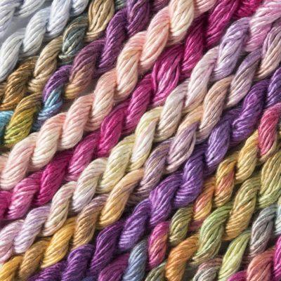 2.5/1 Spun Silk
