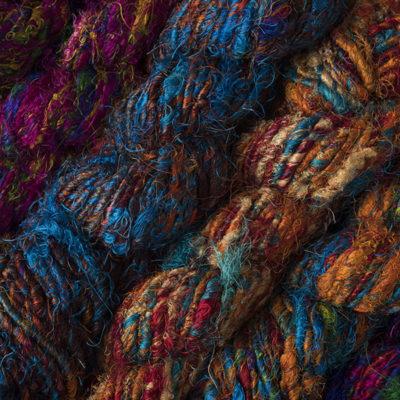 Sari Silk Yarn