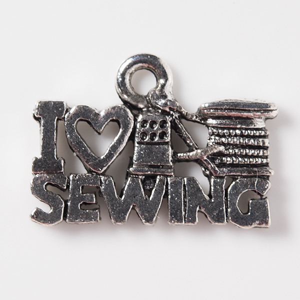 Pewter Charms