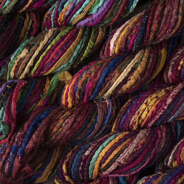 Sari Silk Cord