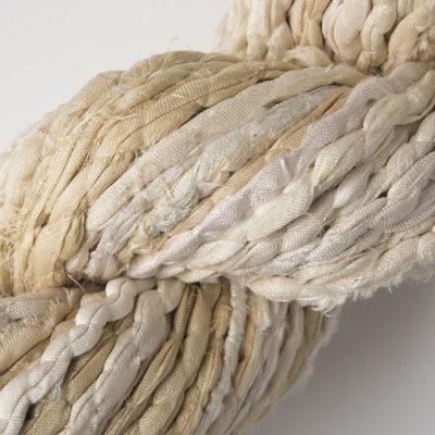 Sari Silk Cord Natural & Pre dyed