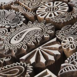 Indian Printing Blocks