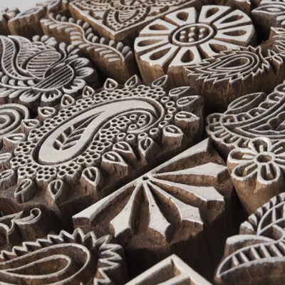 Indian Printing Blocks