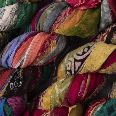Sari Patterned Ribbon