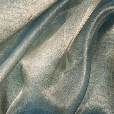 Silk Metal Organza